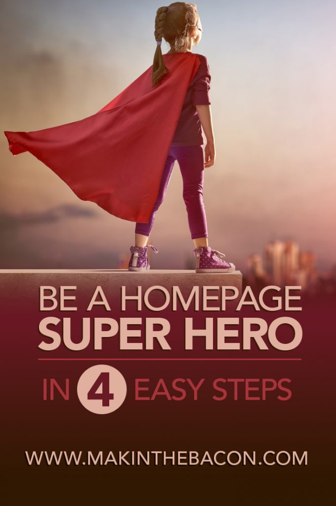 4 easy steps to make your homepage easy to navigate for potential clients