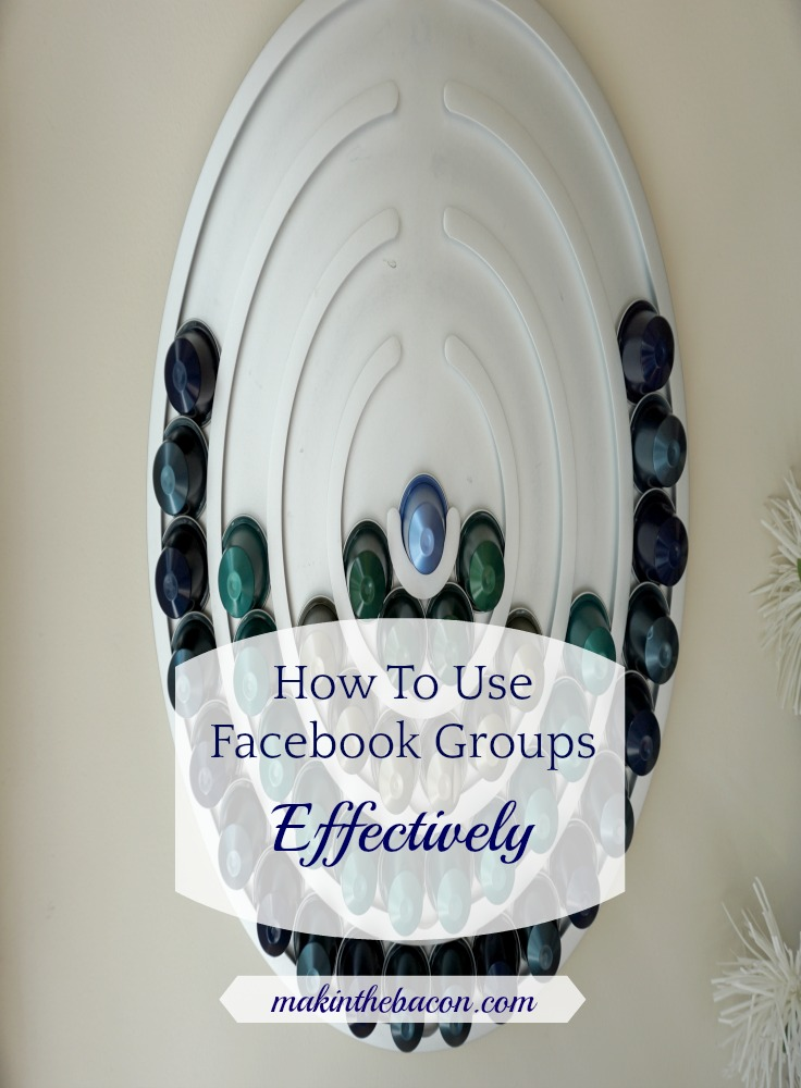 Facebook Groups can help promote your business and get in touch with potential clients