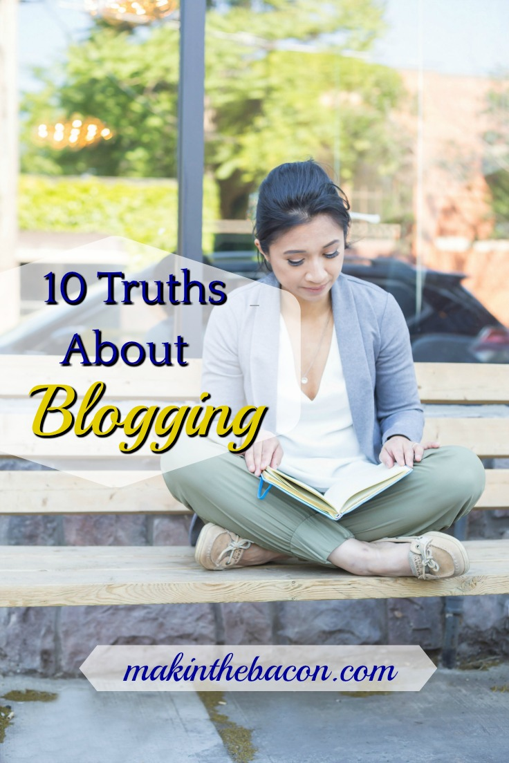 When it comes to blogging, there are a lot of misconceptions