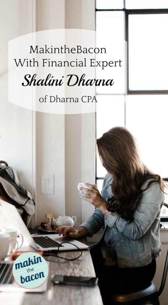 Shalini Dharna - CPA, CA